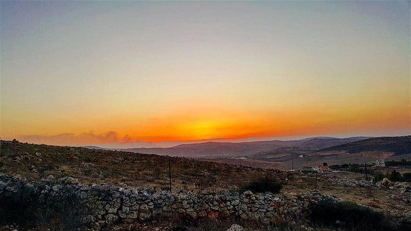 yaroun sunset yarounday southlebanon lebanoninapicture visitlebanon ...