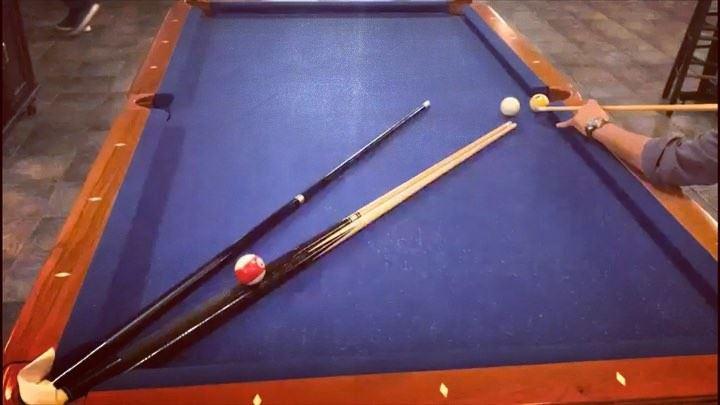 Got skills? Show them off AtTheTop 😎 BilliardRoom BayLodgeLebanon... (Bay Lodge)