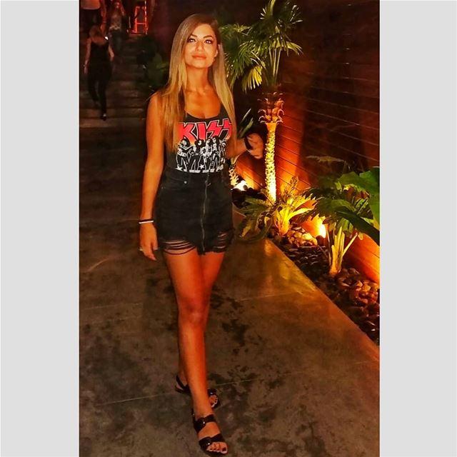 🐰... Lebanese lebanonpicks nightout nightlife night event ... (KillerQueen)