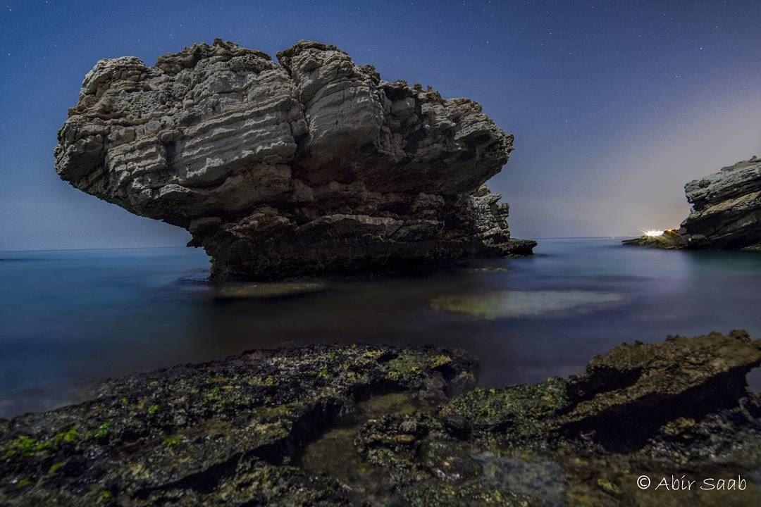 lebanon beach night -#main