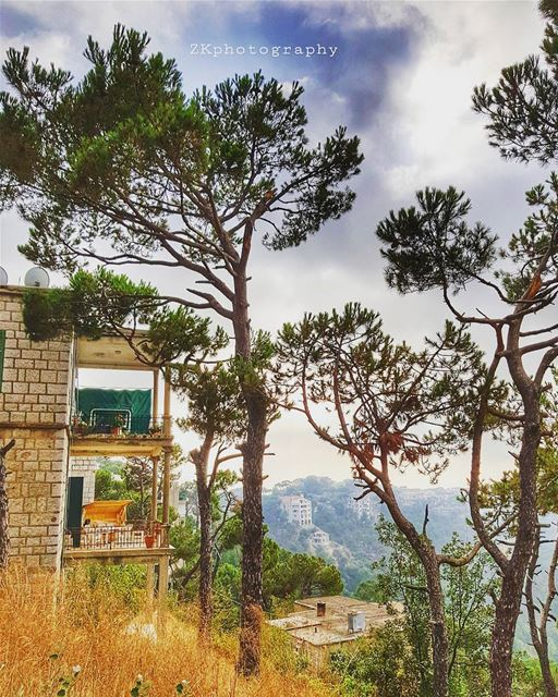 Tranquility.. * insta_lebanon ig_lebanon lebanon_pictures ... (Aïn Safsaf, Mont-Liban, Lebanon)