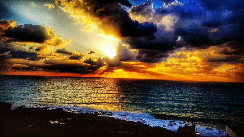 ....................... sunsets nature sunset ... (AUL Jadra - Saida)