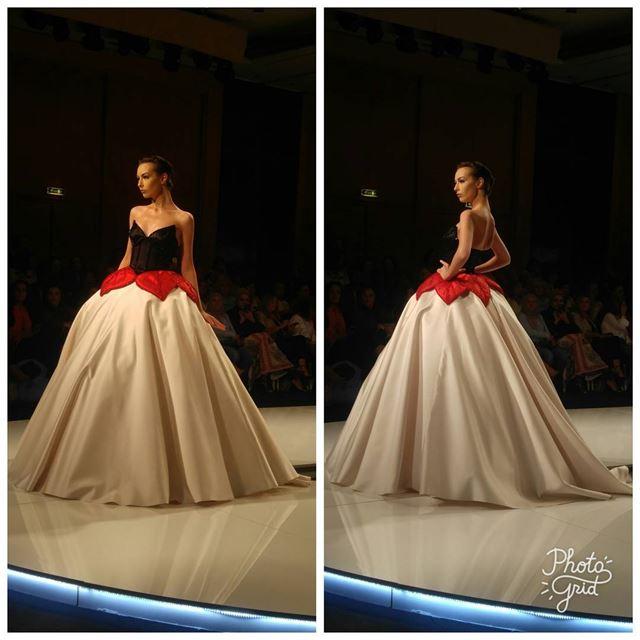 About last night fashion rimabohsali designer rimabohsalicouture ... (Four Seasons Hotel Beirut)