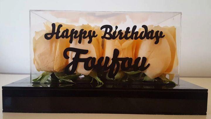 luxury all the way! wishesinapot plexi happybirthday birthdaygirl ...