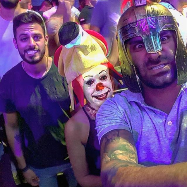 a night to be remembered  elrow  elrowibiza  lebanon  nightlife  night ... (The Gärten)