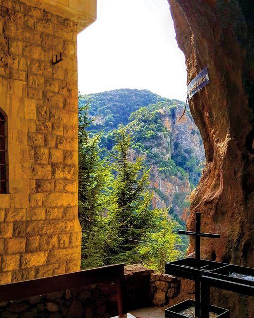 lebanon lebanon_hdr ig_lebanon livelovelebanon mountains nature ... (Mar Antonios-Kozhaya)