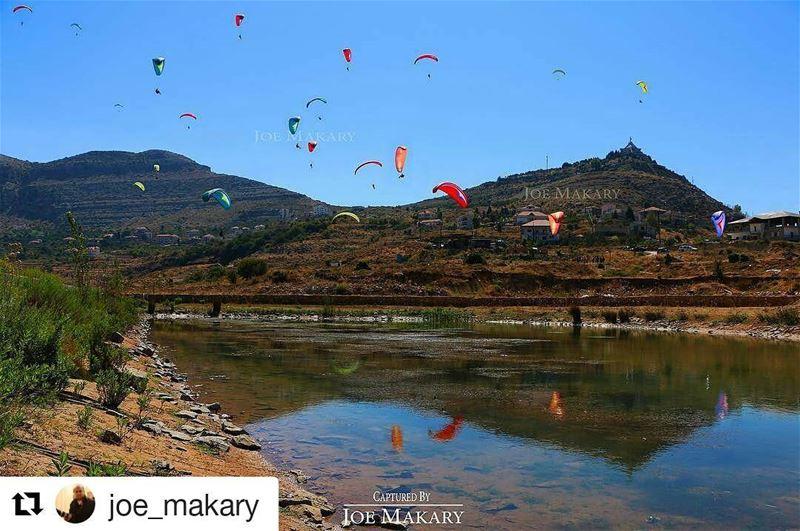 Repost @joe_makary (@get_repost)・・・ ehden paragliding parachute ...