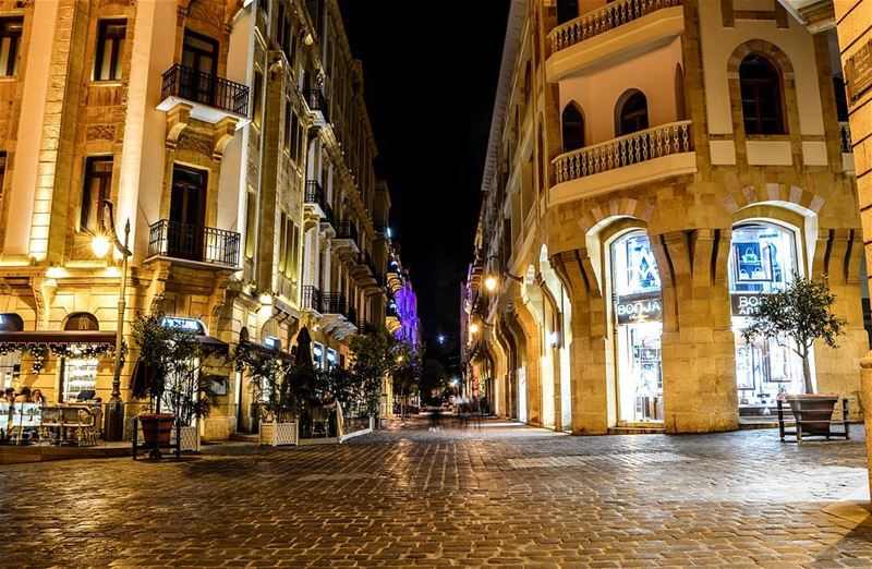 .The downtown of Beirut at night. Good evening all!Camera: Nikon D7200... (Beirut, Lebanon)