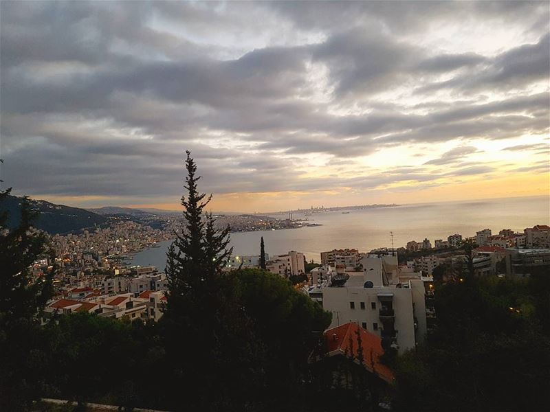 Live love Lebanon insta_lebanon ig_lebanon ig_nature ig_sunset ... (Adma, Mont-Liban, Lebanon)