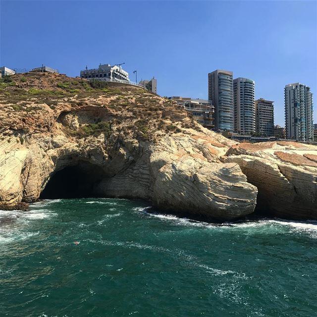 [BEIRUT, LEBANON] skyline beirut lebanon clouds travel travelgram ... (Beirut, Lebanon)
