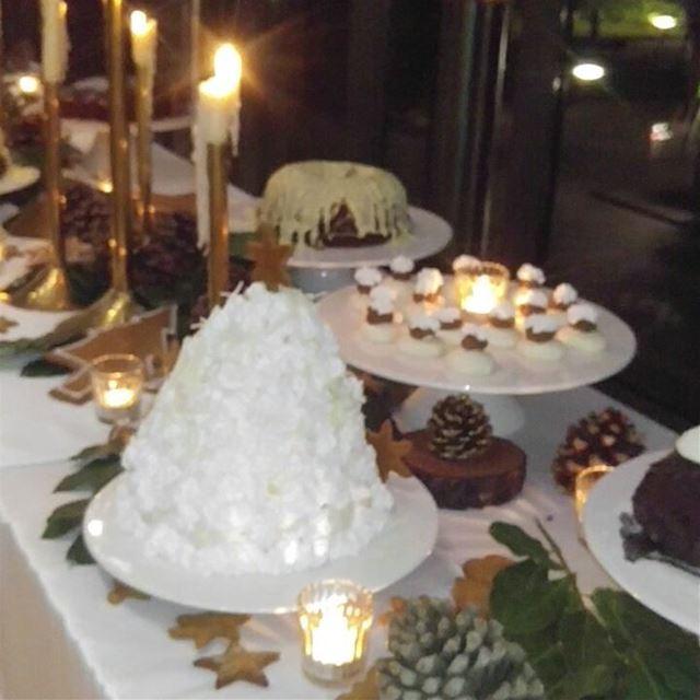 It was an amazing night with lushlebanon lushcosmetics christmas xmas... (Sursock Museum Resto)