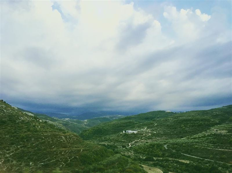 Beautiful sunsets need cloudy skies.- Paulo Coelho lebanon ... (Kfar Hâta, Liban-Nord, Lebanon)