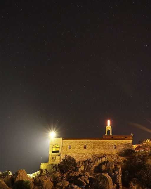 The most shining star @livelovemarjeyoun (Marjayoûn, Al Janub, Lebanon)