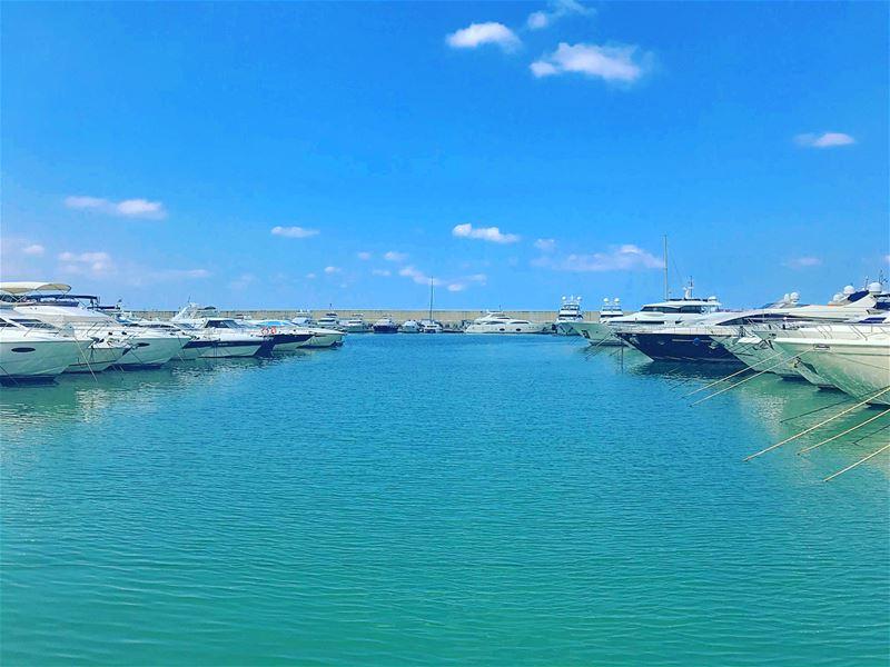 beirut marina zaytounabay beach insta_lebanon whatsuplebanon ... (Zaitunay Bay)
