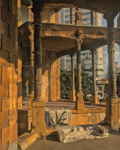 Beit beirut, beity• ptk_lebanon super_lebanon hd_lebanon ig_lebanon ... (Beit Beirut)