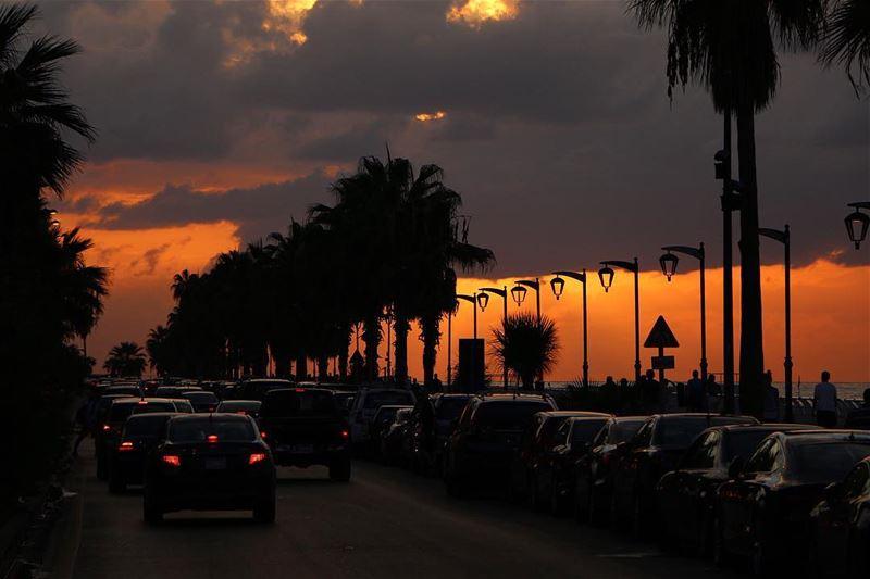 🌅... photography photographer photooftheday landscape... (Beirut, Lebanon)