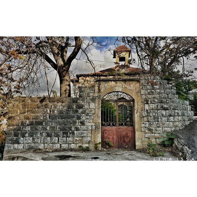 Abandoned... (Hasbayya, Al Janub, Lebanon)
