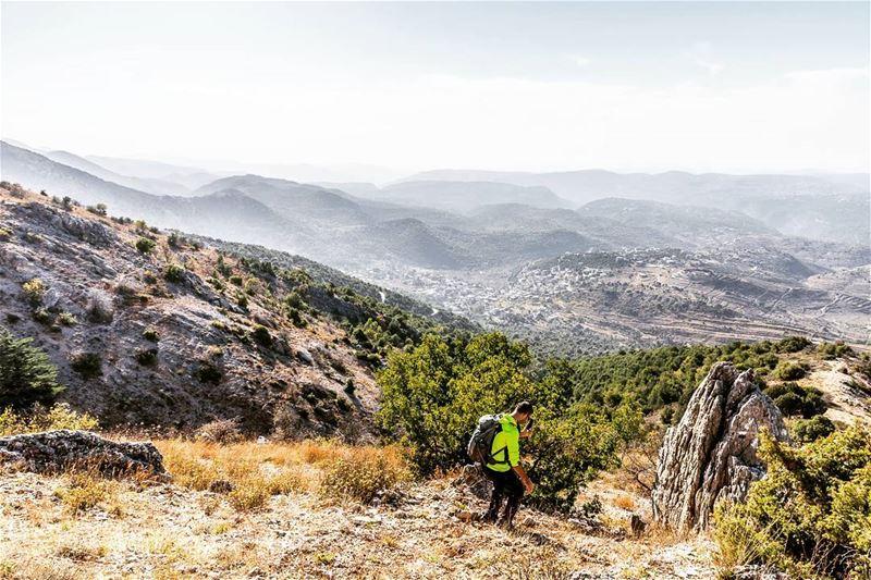 Maaser El Chouf, Lebanon lebanon hiking nature outdoors ... (Al Shouf Cedar Nature Reserve)