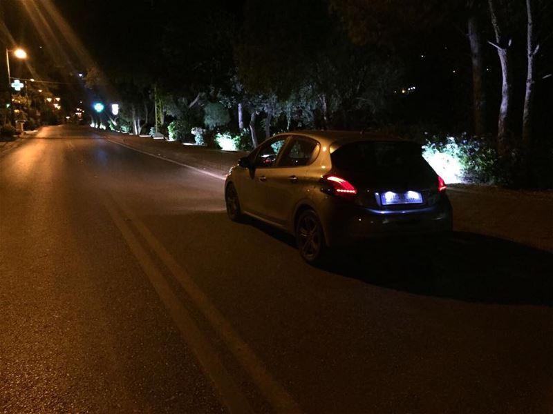 Alone in the dark ride dark night psl pride passion peugeot ...