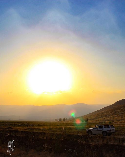 Good evening ✋️😊 (Bekaa Valley)