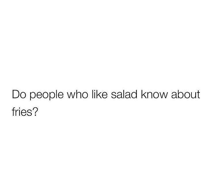 🍟🍟🍟 fries potato chips heaven foodporn salad October ...