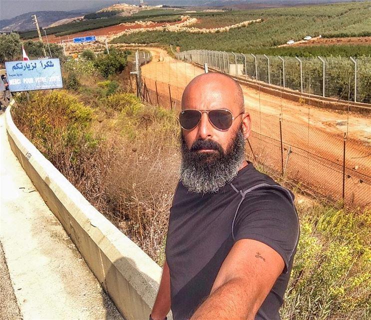 الحدود مع فلسطين، العديسة! bordure lebanon palestine soclose border ...