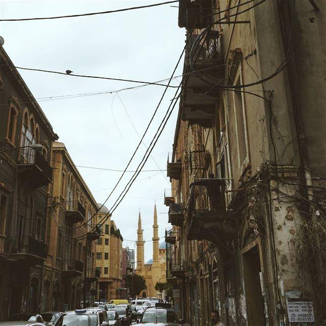 Beirut 🖤 (Gemayzeh)