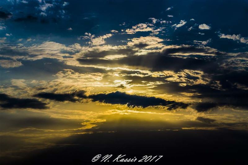 sunset  sky  ig_great_shots  inspiring_photography_admired  ig_lebanon ... (Sinn Al Fil, Mont-Liban, Lebanon)