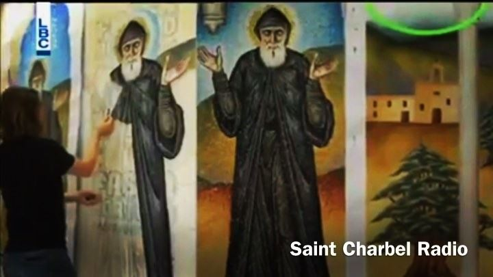 مزار للقديس الماروني اللبناني مار شربل في كاثدرائية سانت باتريك في نيويورك! (St. Patrick's Cathedral)