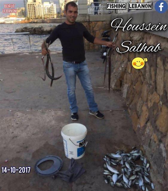 @housseinsalhab & @fishinglebanon - @instagramfishing @jiggingworld @gtbust (Beirut, Lebanon)