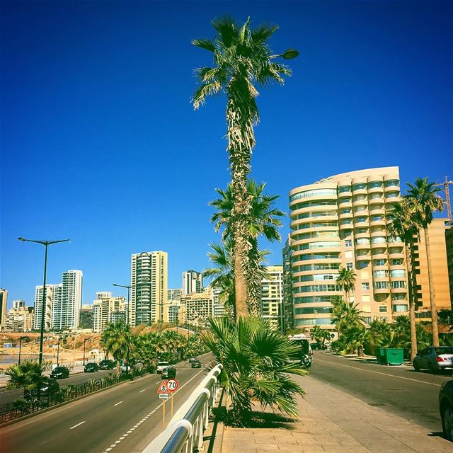 I was actually lost in Beirut on the way home. - Kelly Preston lebanon ... (Ramlat Al Bayda', Beyrouth, Lebanon)
