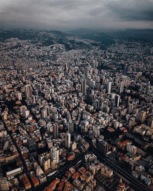 Like the Phoenix 🌬By @pixelville AboveBeirut Beirut Liban Libano ... (Beirut, Lebanon)