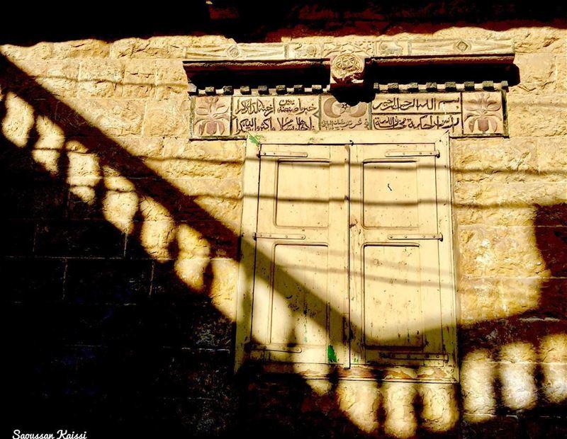 nostalgia old heritage window shadow lebanonhouses ...