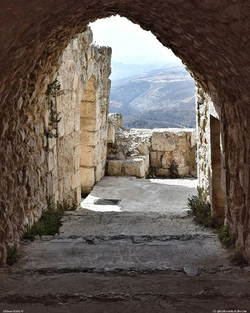 """.• """" A glimpse to the past """"• Location: Beaufort castle 