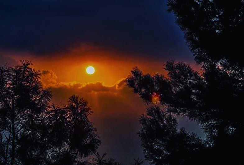 sunset sunsets newsehaileh my town instagoodmyphoto sunsetsky ...