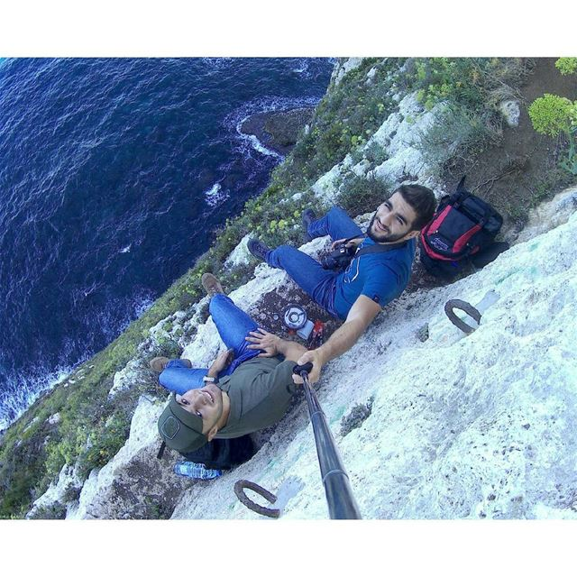 Being On The Edge Isn't As Safe But The View Is Better! livelovelebanon ... (North Governorate)