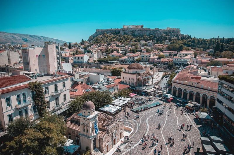 City of the Violet Crown ✨ 🇬🇷 -- landscape georgesboutrosphotography ... (Athens, Greece)