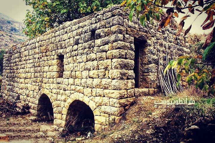 watermill fouwara chouf lebanon Photo by: @lydia.tanios stones ...