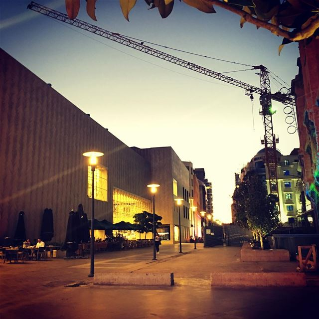 Nothing like a calm Saturday. lebanon beirut livelovebeirut ... (Beirut Souks)
