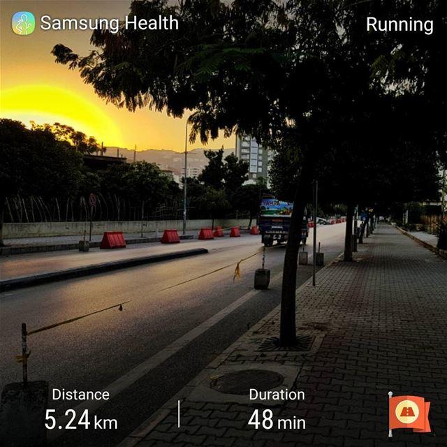 runninglife running runningpic runningmylife 🏃♂️ zalqastreet ... (Ez-Zalqa, Mont-Liban, Lebanon)