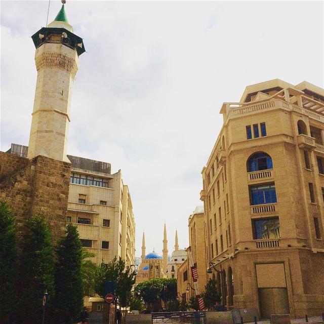 Downtown Beirut ✨... wonderfuldestinations citybreak livelovelebanon... (Beirut, Lebanon)