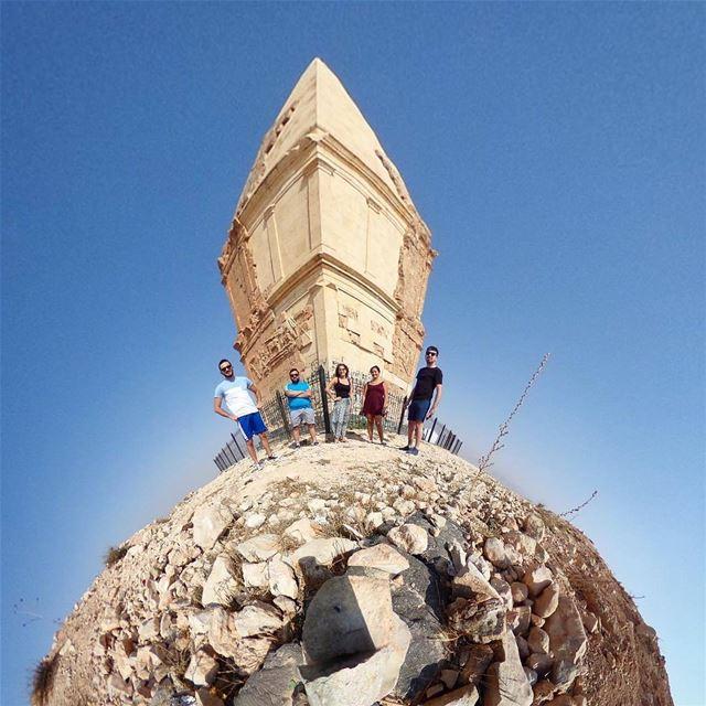 kamouaa hermel bekaa lebanonBy @bashz qamouaa pyramid hermel_city ... (El Hermel, Béqaa, Lebanon)