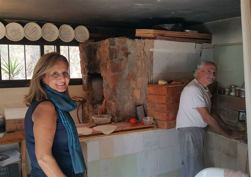 Family day out lebanon food foodlovers ... (Krikor Bakery)