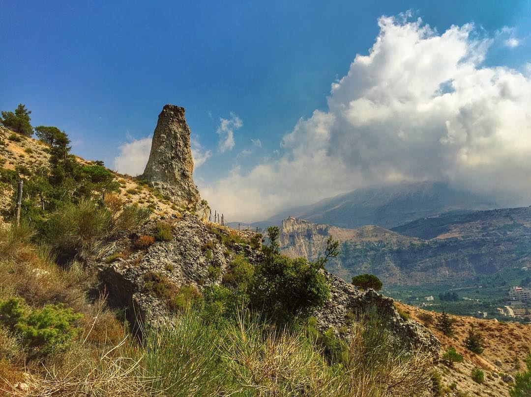 Sometimes its the journey that teaches you a lot about your beautiful... (Bcharreh, Liban-Nord, Lebanon)