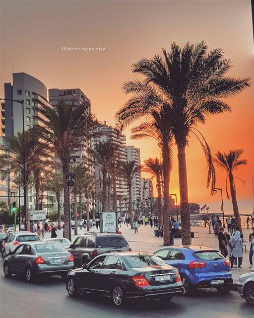 كن من أنتَ حيث تكون و احمل عبءَ قلبِكَ وحدهُ *Mahmoud Darwish *... (Ain El Mreisse, Beyrouth, Lebanon)