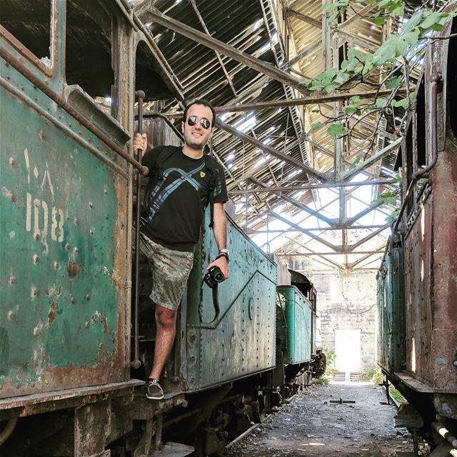 Last minute train 🚞•••••••••••••••••••••• train trainstation places ... (Tripoli, Lebanon)