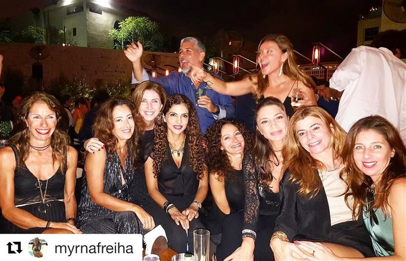 Repost @myrnafreiha jackieo jackieontheroof beirut lebanon saifi ... (Jackieo)