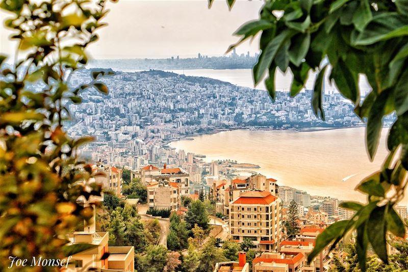 lebanon harissa jounieh keserwan sea nature wallpaper wonderful ...