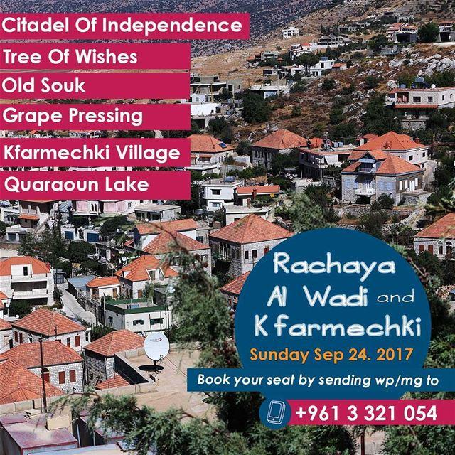 HkiliAanBaladi LebanonStories liveloverachaya tourism tours ...