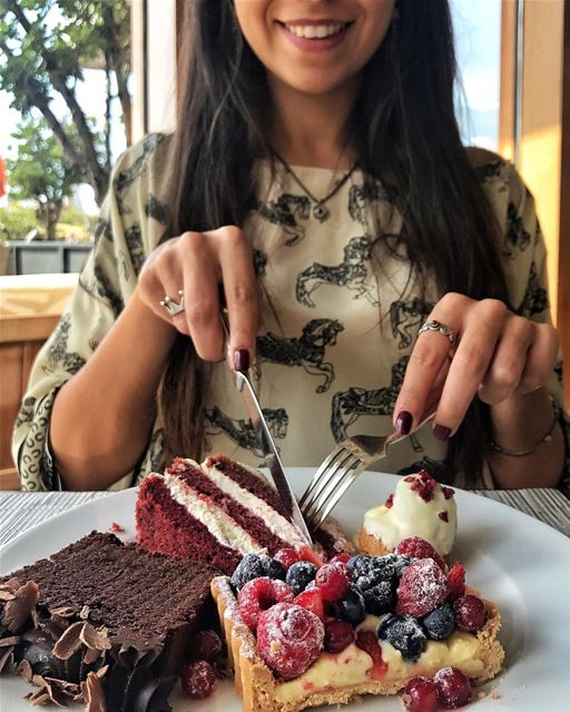 Enjoying the Sunday Brunch at @legraybeirut 😍🍫..Check stories for the... (Le Gray, Beirut)